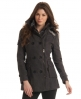Superdry Regiment Coat Dark Grey