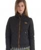 Superdry Core Quilt Jacket Black