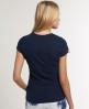Superdry Saint T-shirt Navy