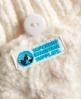 Superdry Clarrie Mittens  Cream