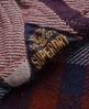 Superdry Huntsman Hoodie Red