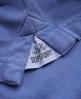 Superdry Vintage Destroyed Polo Blue
