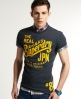 Superdry Keep It T-shirt Navy