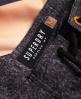 Superdry Surplus Goods Photo Swim Shorts Dark Grey