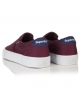 Superdry Dion Slip On Sneaker Lila