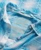 Superdry Sheer Ombre Shirt Blue