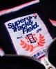 Superdry Track & Field Kapuzenjacke mit Reißverschluss Marineblau