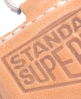 Superdry Standard Key Fob Brown