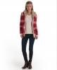 Superdry Sioux Fur Shirt Red