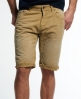 Superdry Worn Wash Jean Shorts Beige