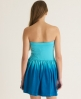 Superdry Dip Dye Dress Blue