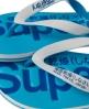 Superdry GT2 Fade Flip Flop Blue