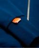 Superdry Orange Label Primary Zip hoodie Blue