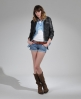 Superdry Angelina Jacket Black