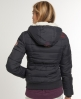 Superdry Sports Toggle Puffer Jacket Black