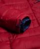 Superdry Fuji双拉链连帽夹克 红色