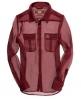 Superdry Fleet Shirt Red