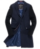 Superdry Town Coat Blue