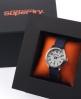 Superdry Eton Watch Blue