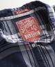 Superdry Shimmer Calamity Shirt Blue