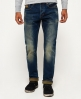 Superdry Copperfill Loose Jeans Navy