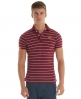 Superdry Single Stripe Polo Red