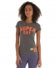 Superdry Coaching 23 T-shirt Dark Grey