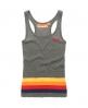 Superdry Rainbow Vest Dk Grey