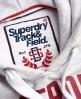 Superdry Athletics Trackster Hoodie Grey