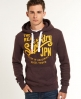 Superdry Keep It Hoodie Red