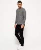 Superdry Surplus Goods Pocket T-shirt Grey