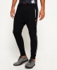 Superdry Pantaloni da jogging Gym Tech Slim Nero