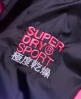 Superdry Chubasquero Spray Marino