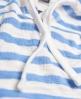 Superdry Stripe Pier Hoodie  Blue