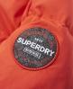 Superdry Veste Cocoon Rouge