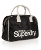 Superdry Coaches Tote Bag Black