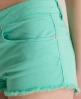 Superdry Rockabilly Cut-off Short Green