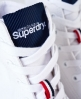 Superdry Baskets montantes Trophy Series Blanc