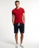 Superdry Lite Grit Shorts Navy
