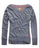 Superdry Grindle Slub T-shirt Navy