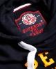 Superdry Bequemer Tri League Hoodie Marineblau