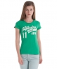 Superdry Fat Swoosh T-shirt Green