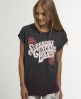 Superdry The Brand Tomboy T-shirt Grey
