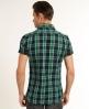 Superdry Lumberjack Twill Shirt Green