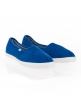 Superdry Slip On Daps Blue
