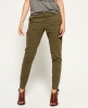 Superdry Super Skinny Cargo Pants Green