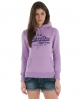 Superdry Vintage Entry Hoodie Purple