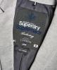 Superdry Americana Supremacy Jersey Gris Claro