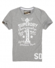 Superdry Real 1 Reworked T-shirt Grey