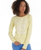 Superdry Fall Back Crew Yellow